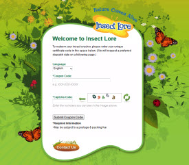 InsectLore Website UK